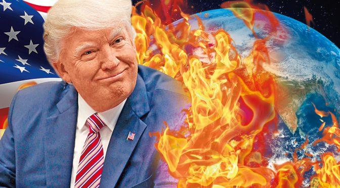 Agenda Trump: Herber Rückschlag für den Klimaschutz