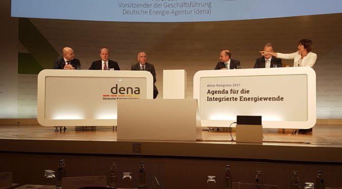 DENA-Energiekongress: Die Potenziale der Energiewende sind unendlich!