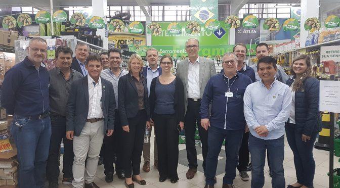 INSE zur Beratung von Kooperationen in Brasilien