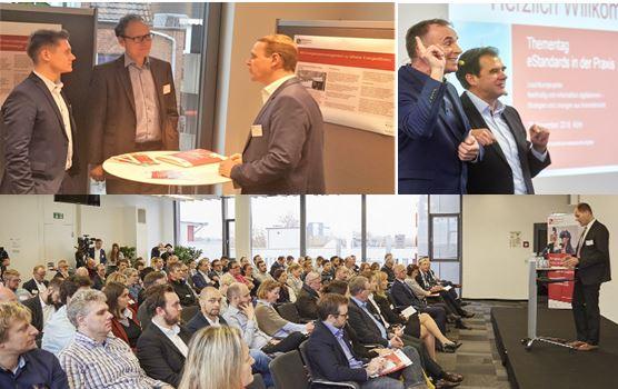 Thementag eStandards in der Praxis – KMU zeigen Digitalisierungsprojekte
