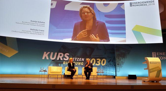 DENA Energiewendekongress 2018: Es bleibt viel zu tun!