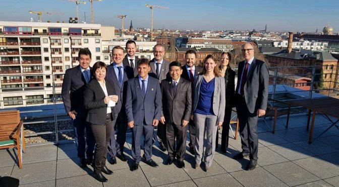 Start für Brasilianisch-Deutsche Verbändekooperation in Berlin
