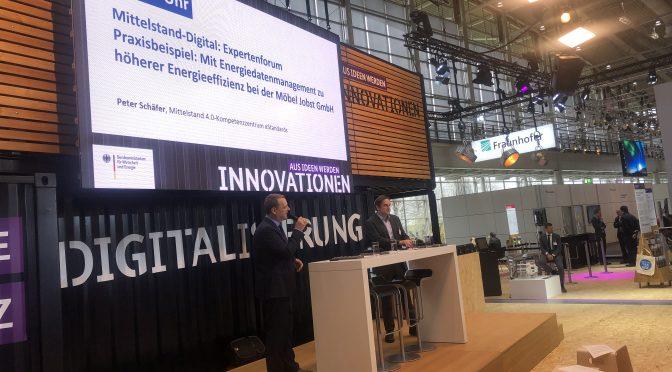 Industriemesse Hannover: Digitalisierung und Künstliche Intelligenz im Fokus
